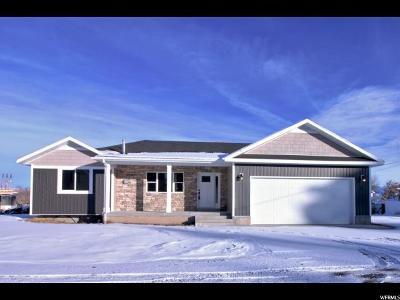 Preston Single Family Home For Sale: 401 E Oneida