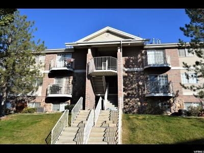 Orem Condo For Sale: 1463 N 1250 W