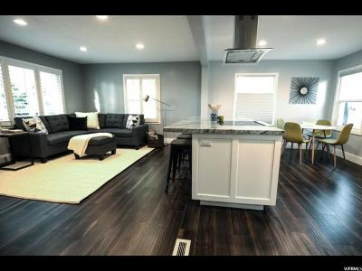 Salt Lake City Single Family Home For Sale: 2877 S Lakeview Dr.