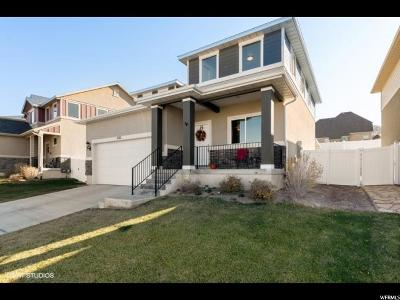 Herriman Single Family Home For Sale: 5211 W Fortrose Dr #68