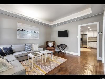 Salt Lake City Single Family Home For Sale: 1284 E Bryan Ave