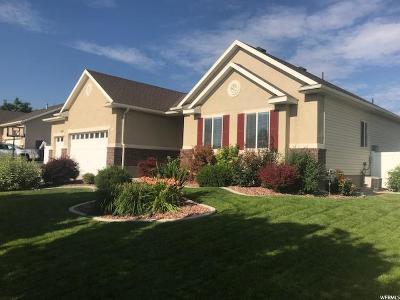 Herriman Single Family Home For Sale: 13354 S Shaunna Ln W