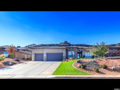 St. George Single Family Home For Sale: 138 S Arroyo Dr