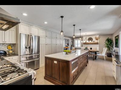 Cottonwood Heights Single Family Home For Sale: 8017 S Deer Creek E