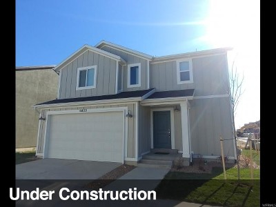 West Jordan Single Family Home For Sale: 7914 S Hestia Ct W #110