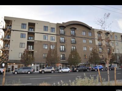 Salt Lake City Condo For Sale: 2150 S Main St #R419