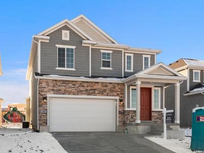 Herriman Single Family Home For Sale: 12324 S Big Bend Park Dr W #109