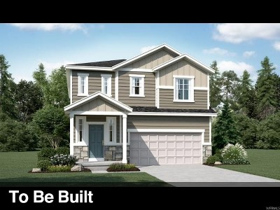 Herriman Single Family Home For Sale: 12364 S Big Bend Dr W #114