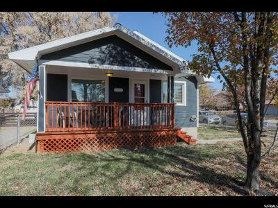 Salt Lake City Single Family Home For Sale: 285 E Browning Ave S