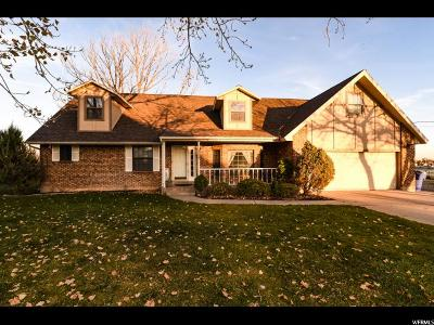Lehi Single Family Home For Sale: 1214 N 1700 W