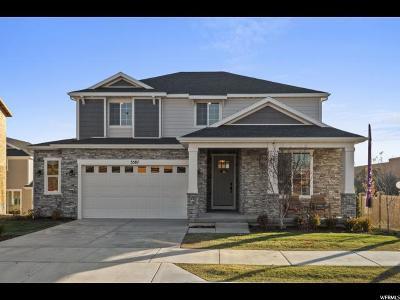 South Jordan Single Family Home For Sale: 3587 W Sojo Dr #123