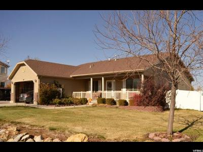 Tooele County Single Family Home For Sale: 285 E Legrand S