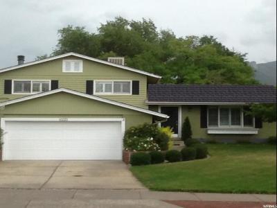 Sandy Single Family Home For Sale: 9221 S Winter Wren Dr E