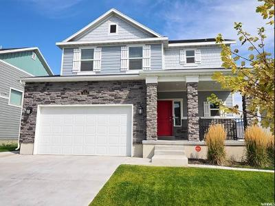 South Jordan Single Family Home For Sale: 3762 W Grassy Meadow Dr
