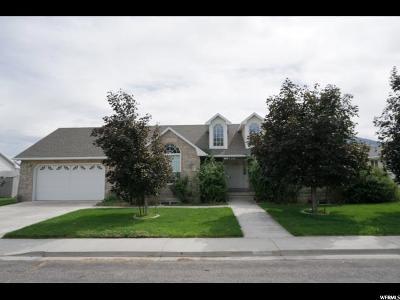 Spanish Fork Single Family Home For Sale: 661 S 1850 E