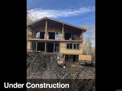 Heber City Single Family Home For Sale: 9683 E Ridge Pine Rd