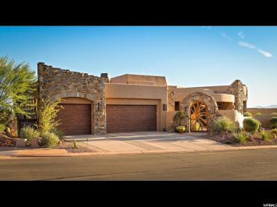 St. George Single Family Home For Sale: 3052 N Snow Canyon Pkwy #50
