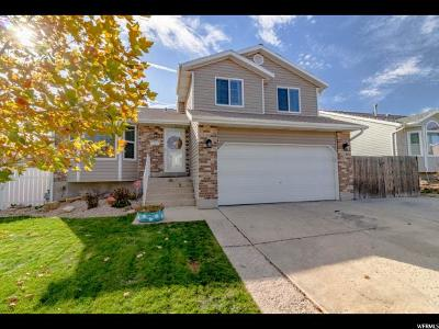 West Jordan Single Family Home For Sale: 5043 W 6960 S