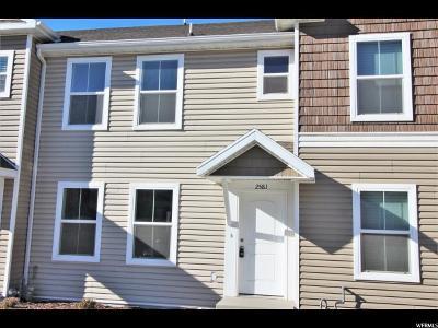 Davis County Townhouse For Sale: 2581 N 500 W