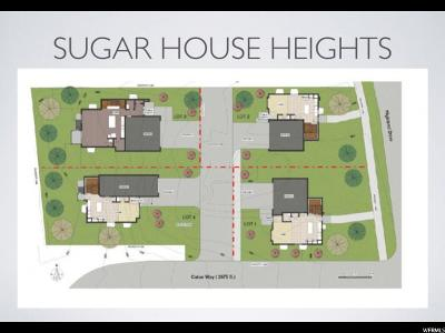 Salt Lake City Residential Lots & Land For Sale: 2660 S Highland Dr E
