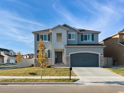 Herriman Single Family Home For Sale: 5386 W Moorfield Dr S