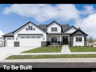 American Fork Single Family Home For Sale: 509 W 1120 N #18