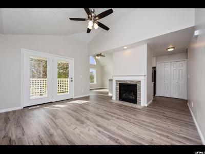 Salt Lake City Condo For Sale: 1370 W 6690 S #A201