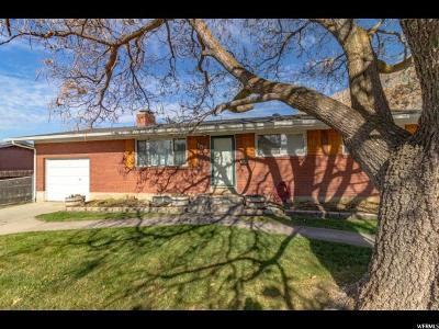 Springville Single Family Home For Sale: 157 E 530 N