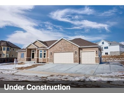 Lehi Single Family Home For Sale: 1048 W 3200 N #1