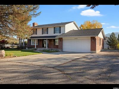 South Jordan Single Family Home For Sale: 11509 S Gold Dust Dr W