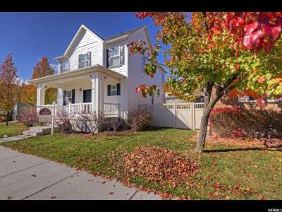 South Jordan Single Family Home For Sale: 4992 W Topcrest Dr S