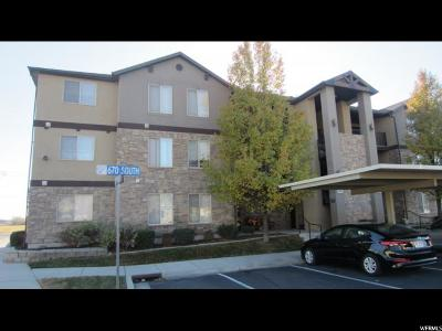 Pleasant Grove Condo Under Contract: 929 W 670 S #10