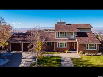 Bountiful Single Family Home For Sale: 3068 S Windsor Ln E