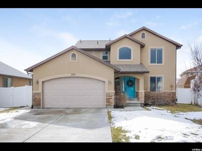 Lehi Single Family Home For Sale: 529 W 1875 S