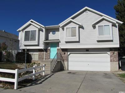 West Jordan Single Family Home For Sale: 5172 W 7000 S