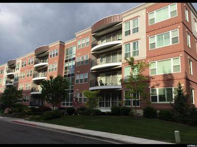 Salt Lake City Condo For Sale: 925 S Donner Way #2500