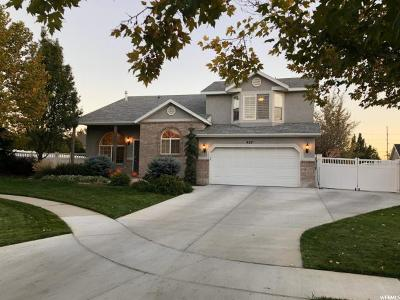 Orem Single Family Home For Sale: 927 W 1670 N
