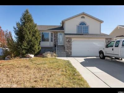Salt Lake City Single Family Home For Sale: 6459 S Rogue River Ln W