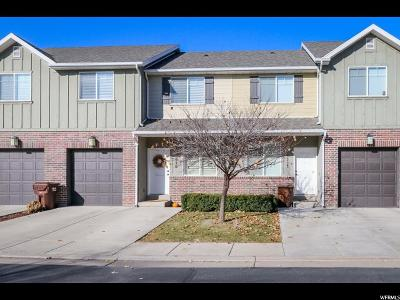 West Jordan Townhouse For Sale: 3226 W Virginia Pine Ln S