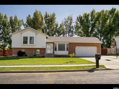 Weber County Single Family Home For Sale: 4553 W 1600 N