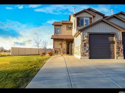 Weber County Townhouse For Sale: 424 E 1525 N
