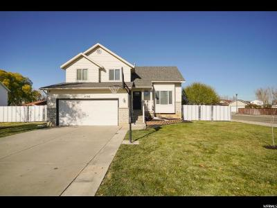 Davis County Single Family Home For Sale: 2193 N 2400 W