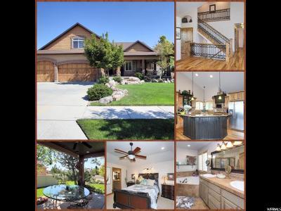 Herriman Single Family Home For Sale: 6108 W Horizon Ridge Ln S