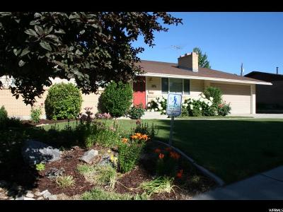 Orem Single Family Home For Sale: 878 S 250 W