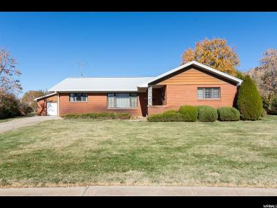 Weber County Single Family Home For Sale: 1014 Peach Dr