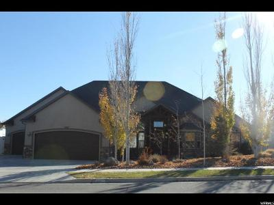 Herriman Single Family Home For Sale: 6267 W Heritage Hill Dr S