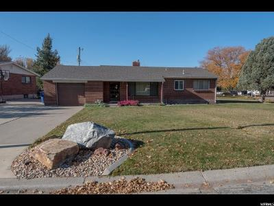 Salt Lake City Single Family Home For Sale: 1530 E 4070 S