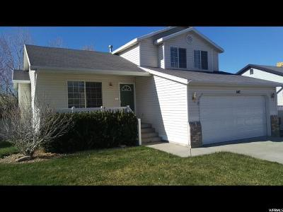 Tooele Single Family Home For Sale: 1145 N 550 E