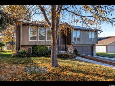 Weber County Single Family Home For Sale: 2335 W 5650 S