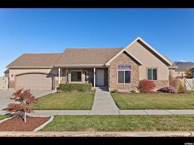 Spanish Fork Single Family Home For Sale: 1523 E 130 N